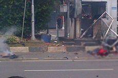 Polantas Korban Selamat Bom Sarinah Dibawa ke RSCM