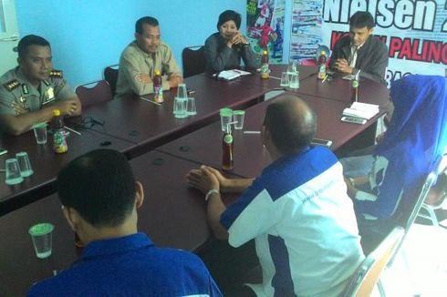 Polda Lampung Minta Maaf atas Aksi Brutal Polisi ke Wartawan
