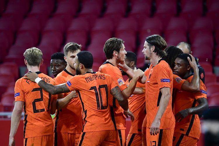 Jadwal Pertandingan Internasional Tengah Pekan Ini, Belanda Vs Spanyol  Halaman all - Kompas.com