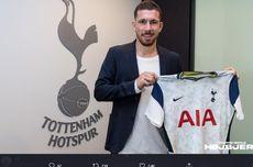 Tottenham Resmi Rekrut Mantan Anak Didik Pep Guardiola