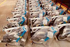 Dicuri dari Inggris, Sepeda Brompton Edisi Khusus Dijual di Indonesia