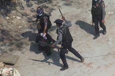 Junta Myanmar Bobol Kotak Amal Masjid dan Tembak Mati 2 Warga Sipil
