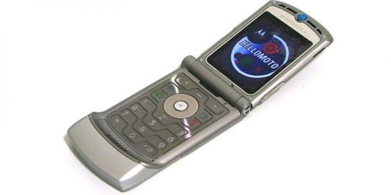 Motorola RAZR V3.
