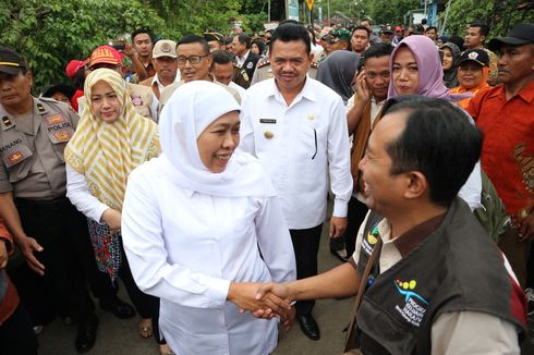 Khofifah Minta Firli Berikan Materi Antikorupsi ke Calon Kepala Daerah