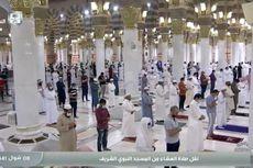 Arab Saudi Mulai Buka Masjid Nabawi, Berikut Sejumlah Aturan Barunya