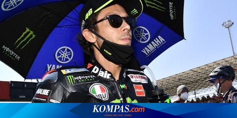 MotoGP Emilia Romagna, Reaksi Bos Yamaha Saat Tahu