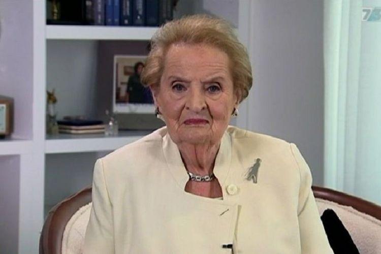 Mantan Menlu AS Madeleine Albright menyesalkan adanya sikap saling menyalahkan karena COVID-19 yang terjadi di negaranya. (7.30 Report)