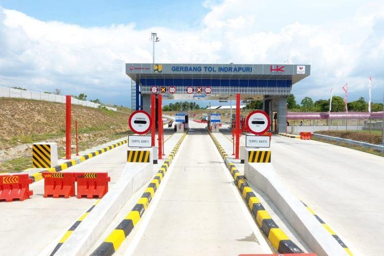 Gerbang Tol Indrapuri