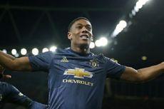 Anthony Martial Bisa Jadi Selevel Cristiano Ronaldo