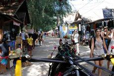 Bule atau Bukan, Pencuri di Trawangan Pasti Diarak Keliling Kampung
