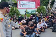 Balap Liar saat PSBB Makassar, Pelaku Dijadikan ODP hingga Karantina 14 Hari
