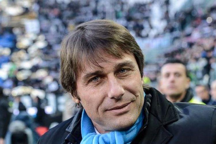 Pelatih Inter Milan Antonio Conte.