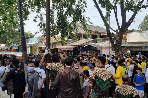 Ada Kerumunan di Pendaftaran Tatu-Pandji, Polisi dan KPU Akan Evaluasi Protokol Kesehatan
