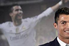 5 Aksi Heboh Cristiano Ronaldo Sepanjang 2015