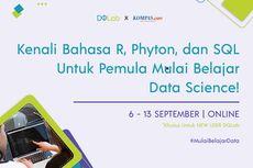 Kursus Data Science Gratis untuk Umum di DQLab UMN, Yuk Daftar