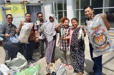 Tukar Sampah dengan Ikan di Pasar Modern Muara Baru, Bagaimana Caranya?
