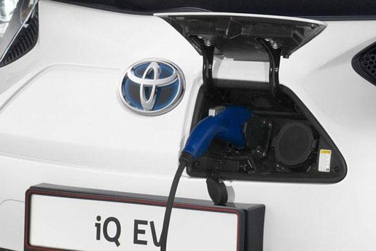 iQ Electric Vehicle (EV) milik Toyota.