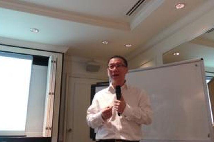 Managing Director Asian Agri Kelvin Tio