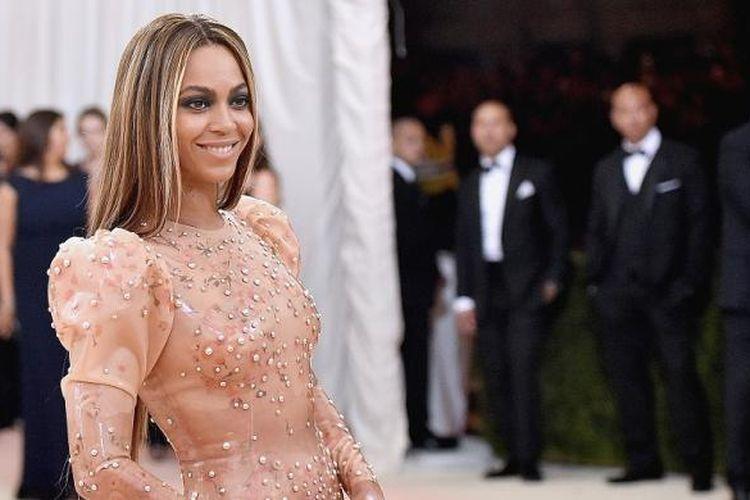 Beyonce menghadiri perhelatan