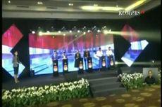 Debat Pilkada Sulut, Olly Jaga Keberagaman dan VAP Janji Tak Nepotisme