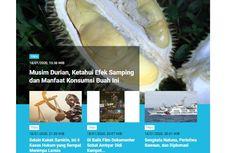 [POPULER TREN] Efek Samping dan Manfaat Buah Durian | Lowongan BPJS