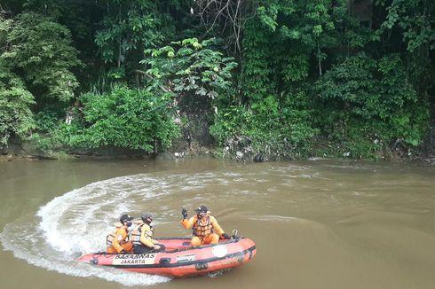 Pencarian Remaja Hanyut di Ciliwung Dilanjutkan, Tim SAR Susuri Sungai