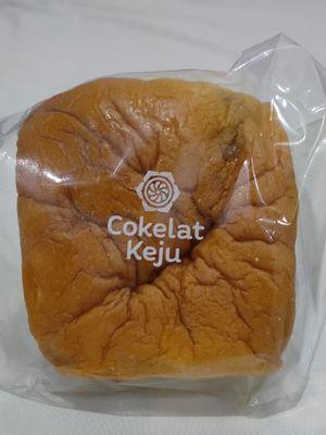 Roti bluder Cokro cokelat keju