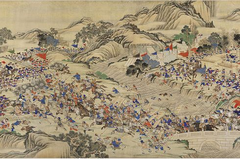 Pemberontakan Taiping di Cina (1850-1864)
