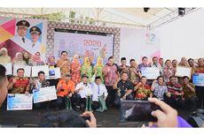 Pemkot Tangerang Majukan UMKM dalam Balutan Pesta Rakyat di Tangerang Expo 2020