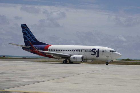Sriwijaya Air Group Gratiskan Biaya Reschedule Penerbangan 10 November 2020