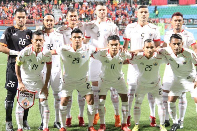 Persija Jakarta Vs Tampines Rovers