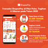 ShopeePay Catat Peningkatan Transaksi Produk Digital