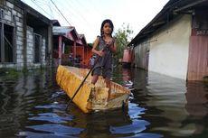 Banjir Rendam Ribuan Rumah di Samarinda, Ini 4 Faktor Penyebabnya