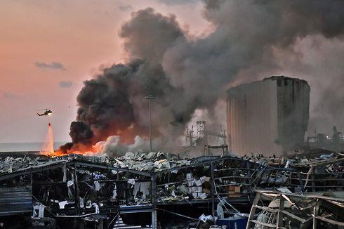 Update Ledakan Lebanon: Meninggalnya Istri Dubes Belanda hingga Dugaan Bom atau Rudal