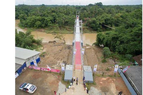 Cek, Kriteria Lokasi Dibangunnya Jembatan Gantung