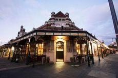 Fremantle, dari Deretan Kafe