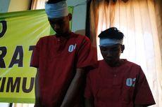 Bawa Samurai dan Golok, Dua Rampok Minimarket di Bekasi Diringkus Polisi