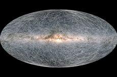 Peta Galaksi Bima Sakti Terungkap, Bumi Menuju Lubang Hitam?