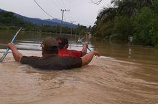 Puluhan Rumah di Agam Terendam Banjir Setinggi 1,5 Meter, 163 Warga Dievakuasi