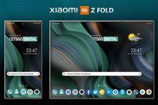 Xiaomi Patenkan Desain Ponsel Layar Lipat Z Fold