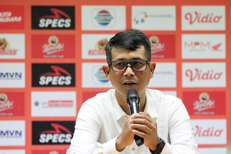 Pelatih Persik Kediri, Joko Susilo.