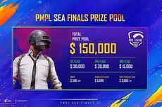 Mulai Besok, 16 Tim Terbaik Akan Bertarung di PMPL SEA Finals Season 1