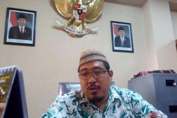Ketua DPRD Kabupaten Rembang, Jawa Tengah, Kiai Majid Kamil MZ