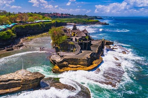 """""""Work from Bali"""" to Save Tourism Sector: Indonesian Minister"""