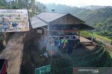 Puncak Sagara, Wisata Perkemahan Baru di Garut dengan Pemandangan Alam