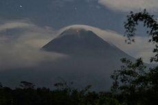 Kondisi Gunung Merapi Sepekan Terakhir, Terjadi 282 Kali Guguran Lava Pijar