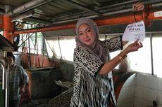 Pemkot Jaksel Segel 18 Kios PKL di Blok S yang Tidak Berjualan