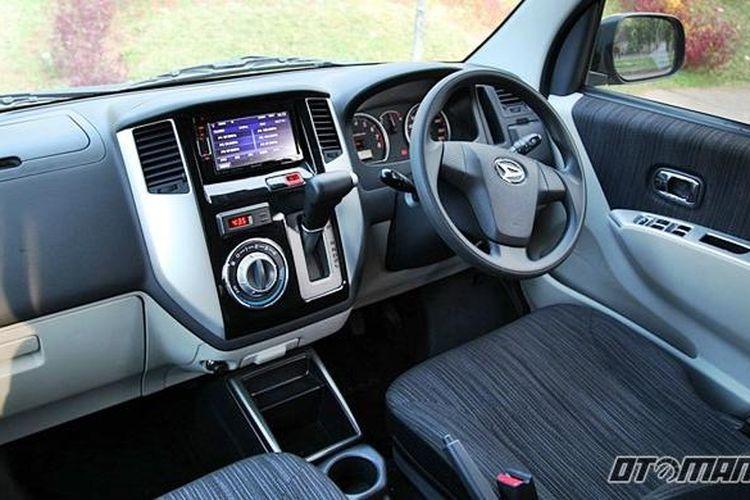 Ilustrasi Kabin Mobil