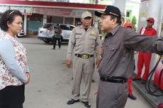 Wawali Samarinda Sidak SPBU, Puluhan Mobil Pengetap BBM Kabur