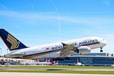 A380 Singapore Airlines Layani Penerbangan ke Auckland